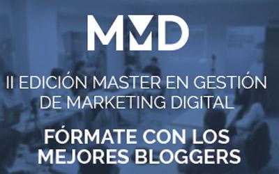 II Edición del Master en Gestión de Marketing Digital