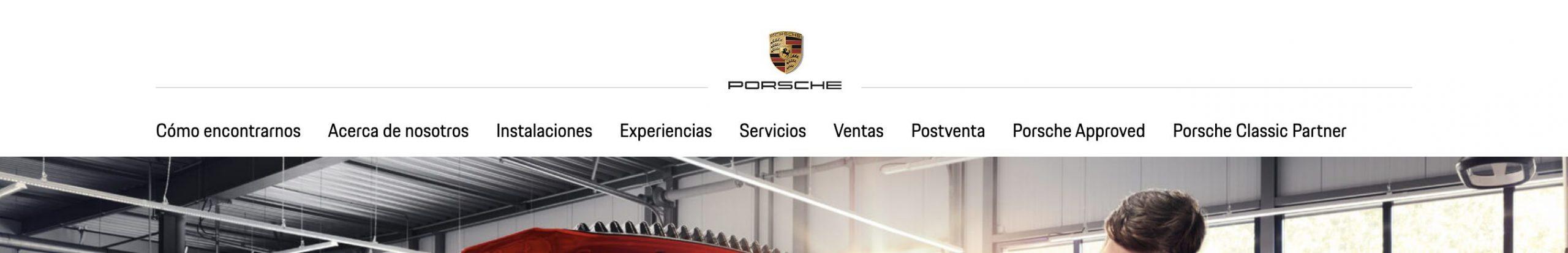 Marketing Porsche